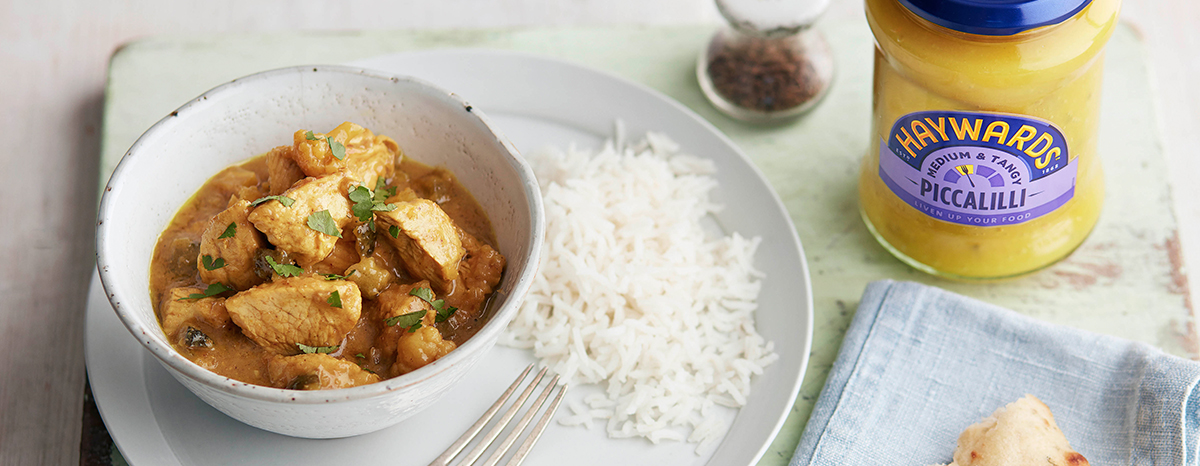 Photo of Homemade Indian Curry Recipe with Piccalilli recipe