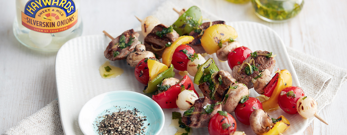Photo of Minty Lamb Kebabs Skewers with Onion Recipe recipe
