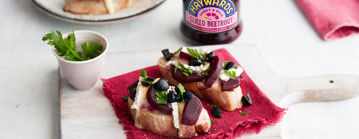 Photo of Ciabatta Recipe with Brie & Beetroot recipe