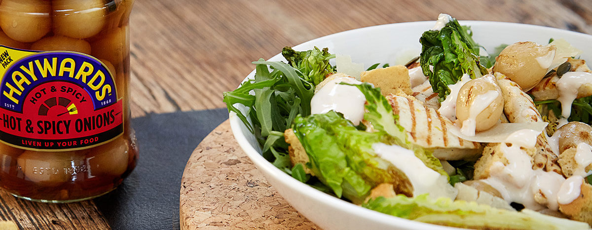 Photo of Chicken Caesar Salad Recipe recipe