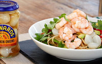 Thai Avocado & Prawn Salad Recipe
